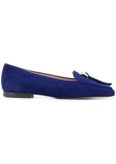 Stuart Weitzman low heel loafers