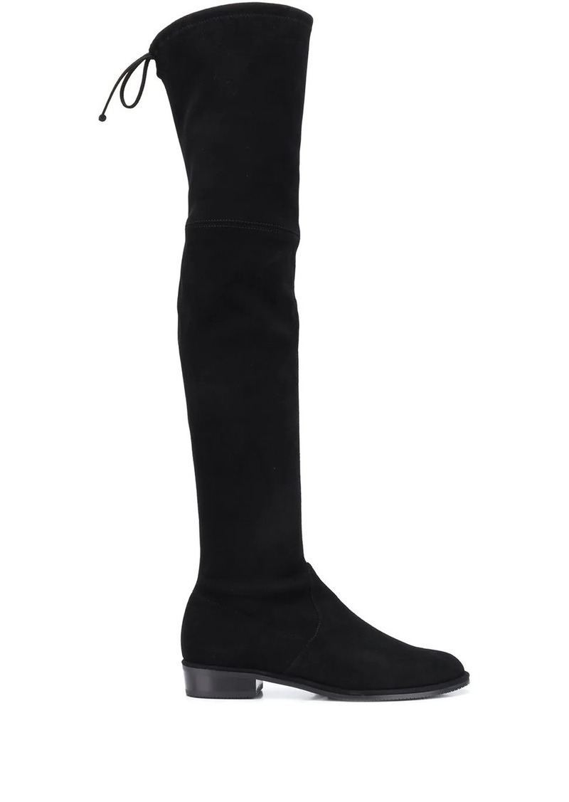 Stuart Weitzman Lowland knee-high leather boots