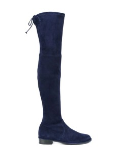 Stuart Weitzman Lowland over-the-knee stretch boots
