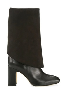 Stuart Weitzman Lucinda Tall Leather Boots