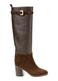 Stuart Weitzman Morrison Knee-High Suede Boots
