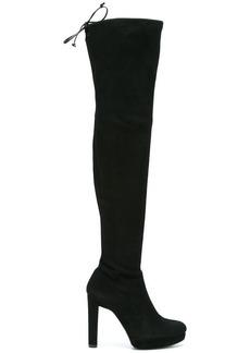 Stuart Weitzman Plathighland heeled boots