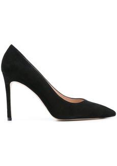 Stuart Weitzman pointed toe high-heel pumps