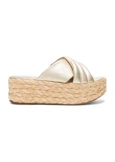 Stuart Weitzman Pufftop Sandal
