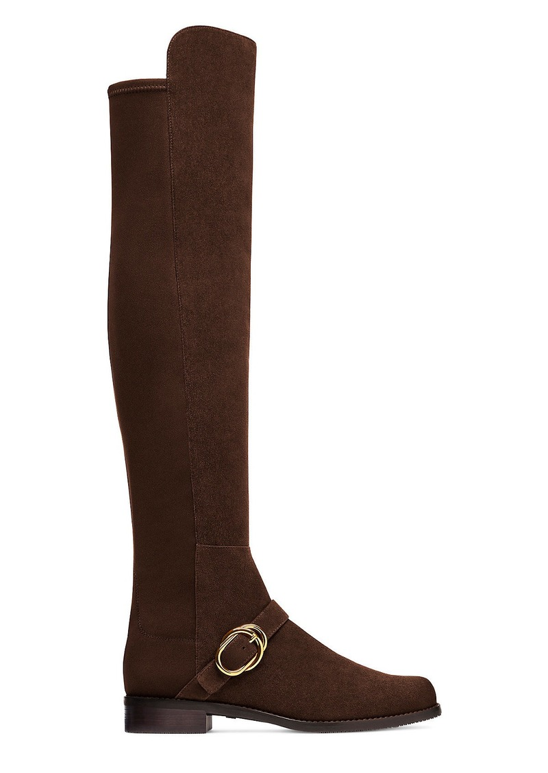 Stuart Weitzman Siella To-The-Knee Boots