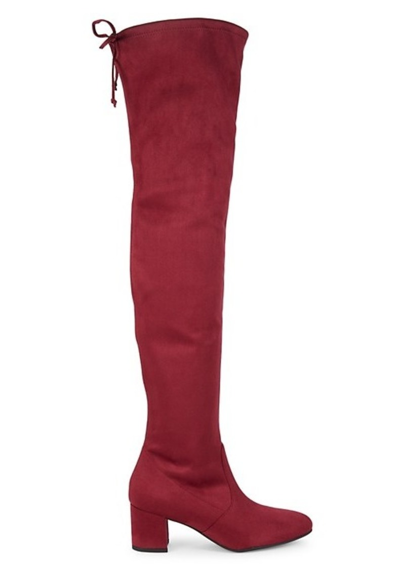 Stuart Weitzman Siggy Over-The-Knee Boots