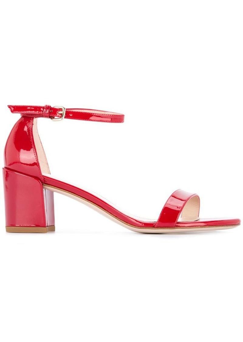 Stuart Weitzman Simple ankle strap sandals