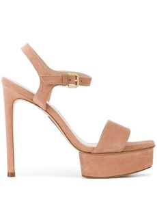 Stuart Weitzman Singleplat sandals