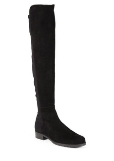 5050 Suede Over-The-Knee Boots