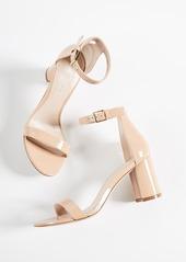Stuart Weitzman 75mm Less Nudist Sandals