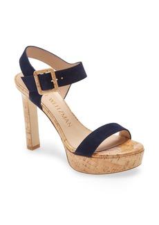 Stuart Weitzman Alesha Platform Sandal (Women)