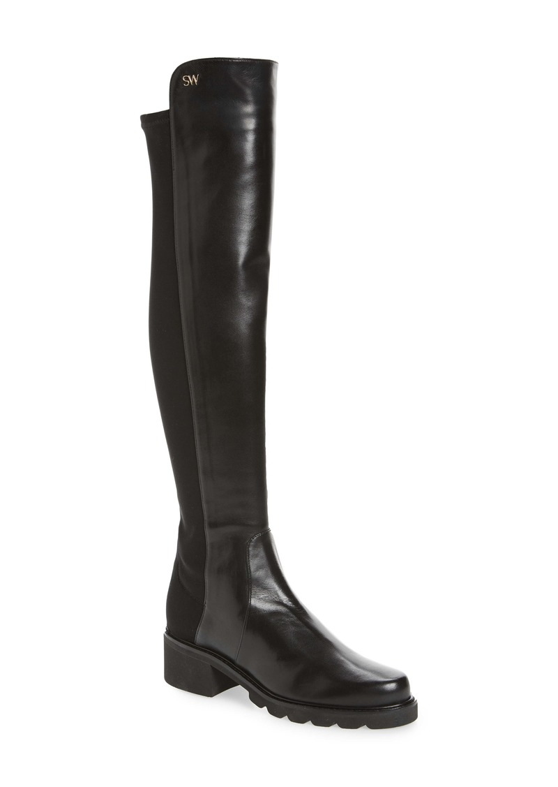 Stuart Weitzman Alina Over the Knee Boot (Women)