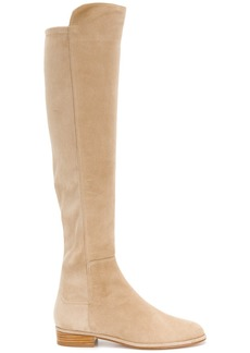 Stuart Weitzman All Good knee high boots - Nude & Neutrals