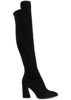 Stuart Weitzman All Hyped boots - Black