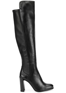 Stuart Weitzman All Jill over knee boots - Black
