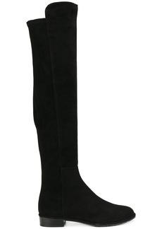 Stuart Weitzman Allgood over the knee boots - Black