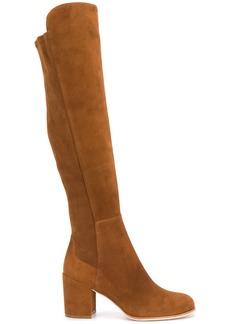 Stuart Weitzman Alljack knee boots - Brown