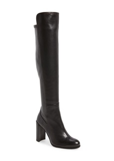 Stuart Weitzman Alljill Over the Knee Boot (Women)