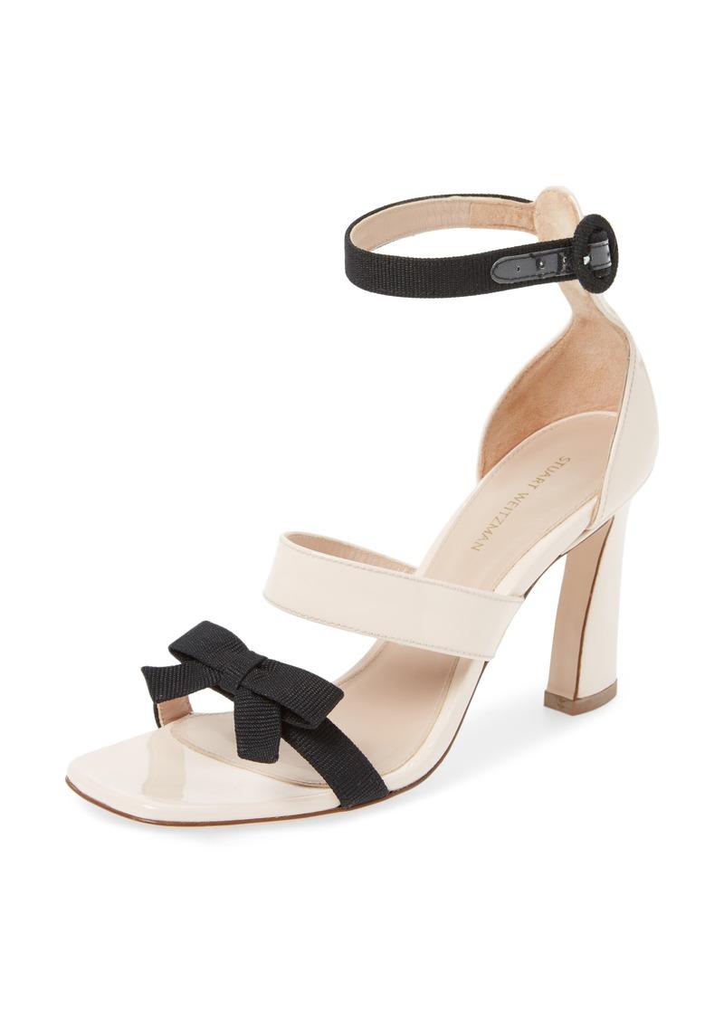 0ef41fcf160 Stuart Weitzman Stuart Weitzman Ally Bow Sandal (Women)