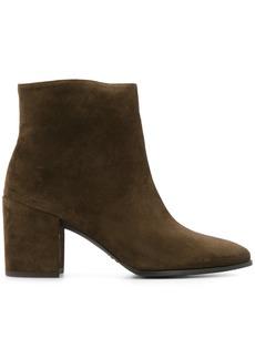 Stuart Weitzman ankle boots - Brown