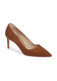 Stuart Weitzman Anny Pointy Toe Pump (Women)