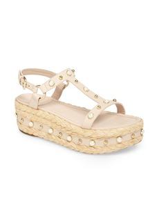 Stuart Weitzman Beraffia Platform Sandal (Women)