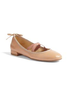 Stuart Weitzman Bolshoi Ballet Flat (Women)