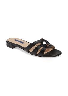 Stuart Weitzman Cami Slide Sandal (Women)