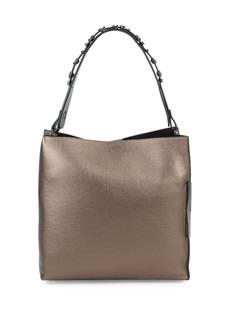 Stuart Weitzman Chel Leather Hobo Bag
