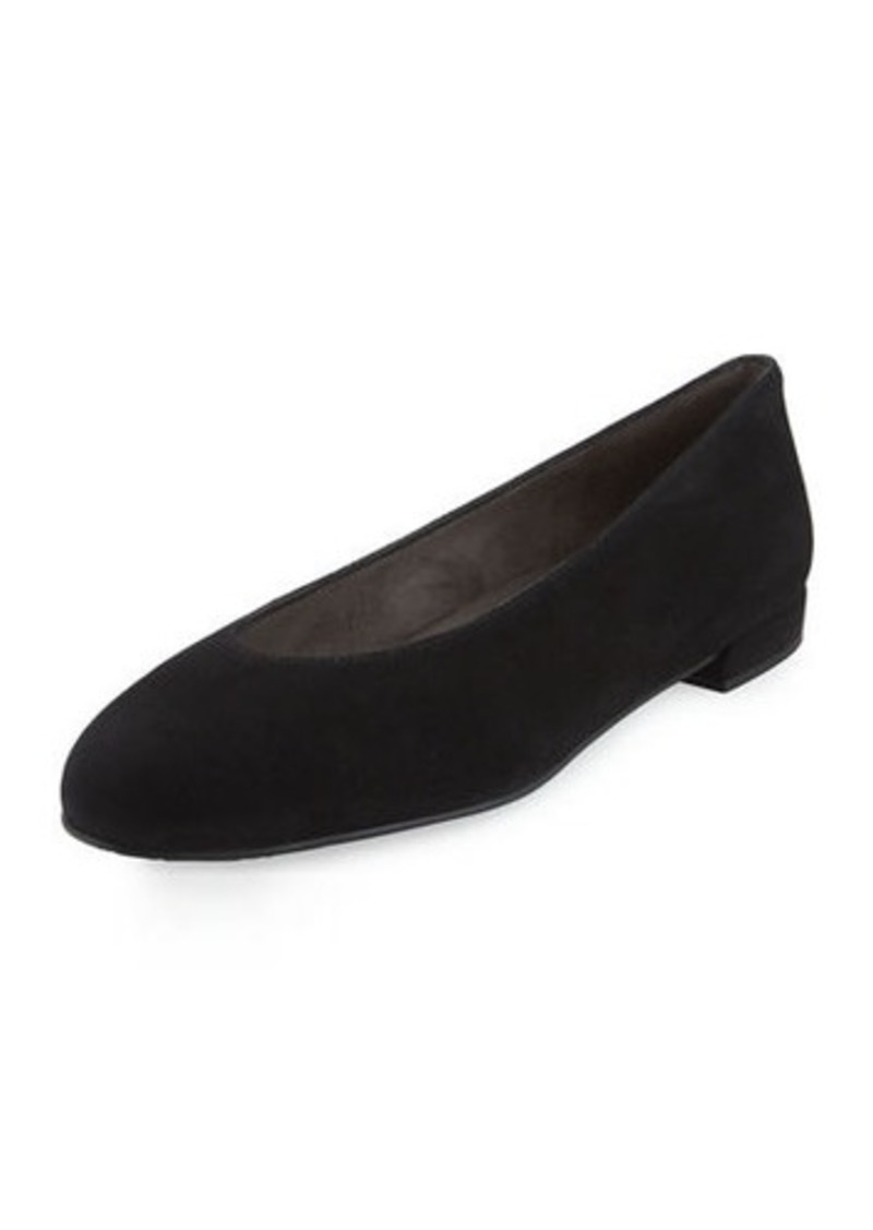 clearance under $60 Stuart Weitzman Leather Round-Toe Oxfords buy cheap for cheap free shipping reliable XSOgW