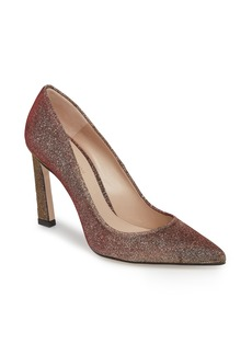 Stuart Weitzman Chicster Pointy Toe Pump (Women)