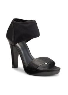 Stuart Weitzman Chusi Ankle-Wrap Sandals