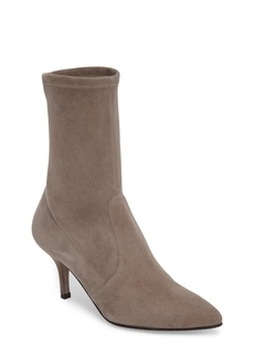 Stuart Weitzman Cling Stretch Bootie (Women)