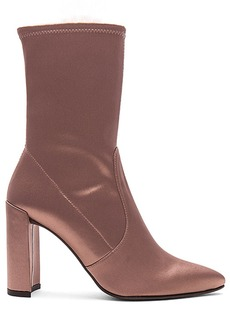 Stuart Weitzman Clinger Bootie in Mauve. - size 10 (also in 7.5,8,8.5,9.5)