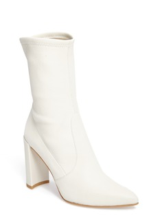 Stuart Weitzman Clinger Stretch Bootie (Women)