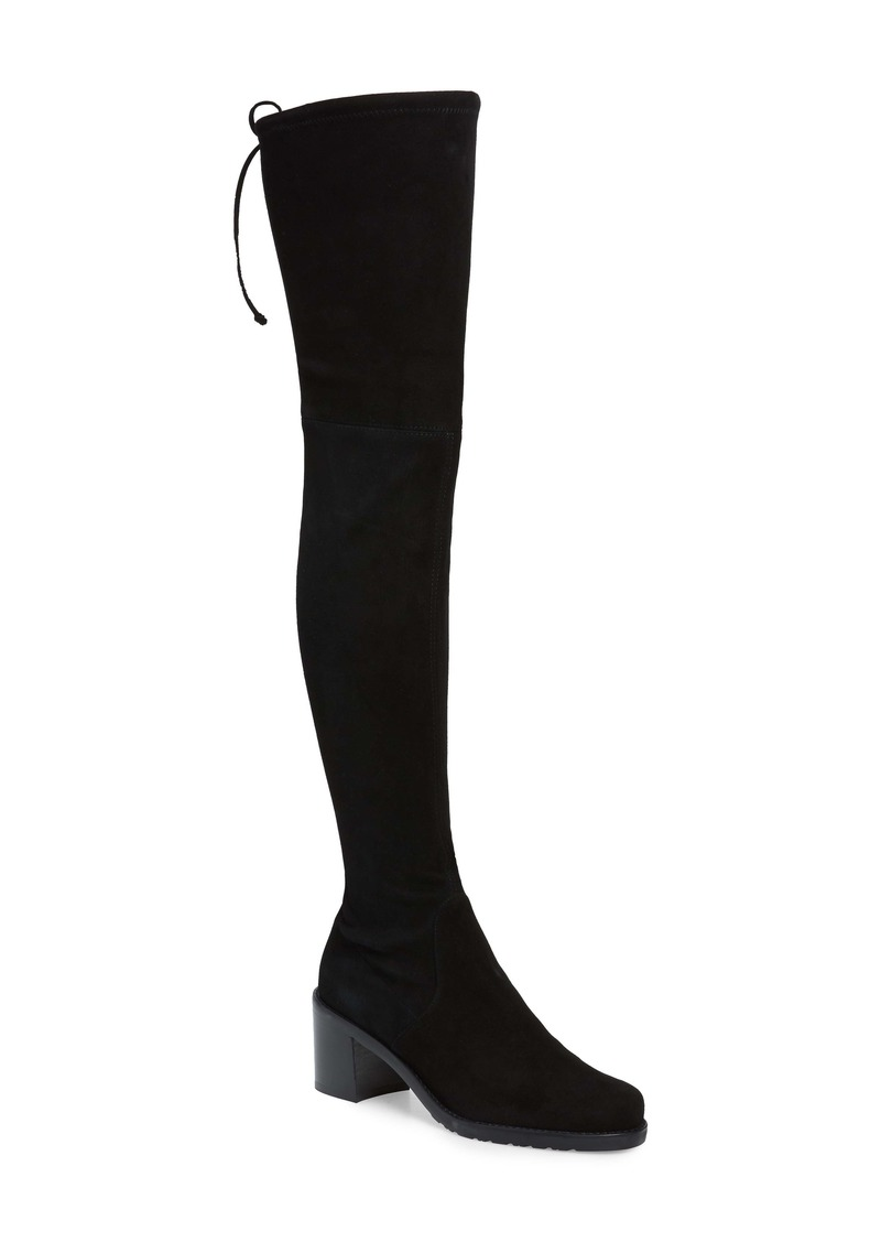 Stuart Weitzman Darla Over the Knee Boot (Women)