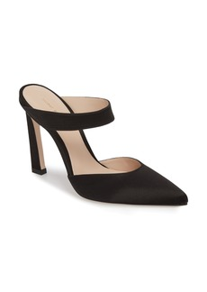 Stuart Weitzman Event Pointy Toe Pump (Women)
