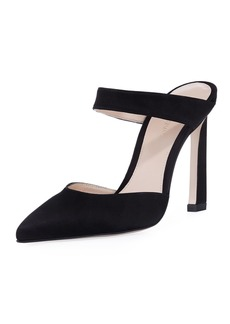 Stuart Weitzman Eventually Fabric Mule Pump