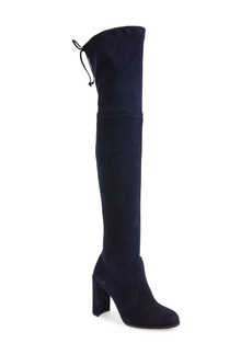 Stuart Weitzman Finland Over the Knee Boot (Women)