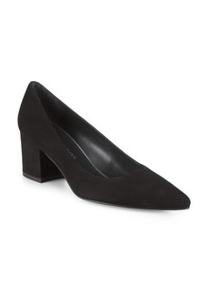 Stuart Weitzman First Class Pointed Pumps