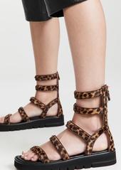 Stuart Weitzman Gala Lift Sandals