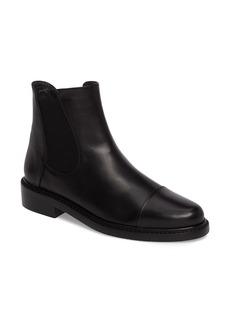 Stuart Weitzman Gobi Cap Toe Chelsea Boot (Women)