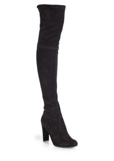 Stuart Weitzman Highland Leather Over-The-Knee Boots