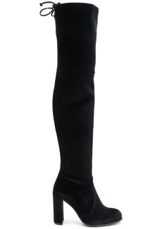 Stuart Weitzman Hiline boots - Black