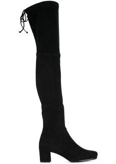 Stuart Weitzman 'Hinter Land' boots - Black