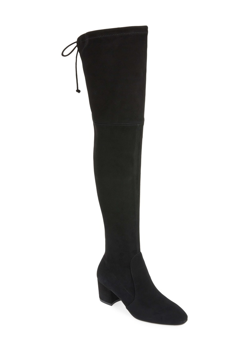 Stuart Weitzman Irena Over the Knee Boot (Women)