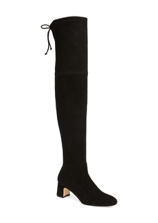 Stuart Weitzman Kirstie Over the Knee Boot (Women)
