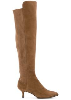 Stuart Weitzman knee length boots - Brown