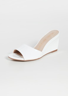 Stuart Weitzman Larunda Wedge Sandals