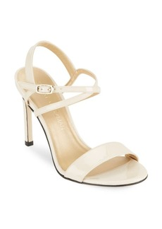 Stuart Weitzman Leather Stiletto Sandals